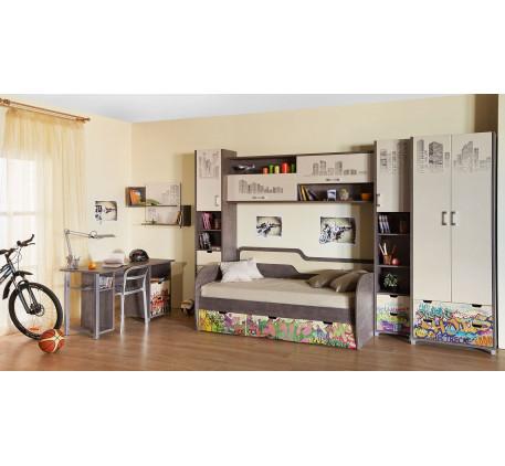 Детская мебель Сити. Комната №2