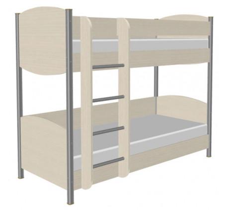 Кровать двухъярусная КР-123 (спальные места 190х90 см)