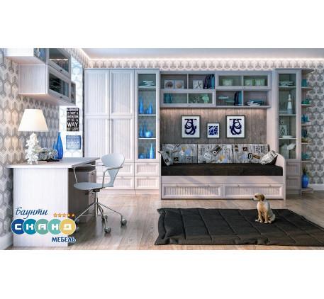 Мебель Баунти. Комплект №01