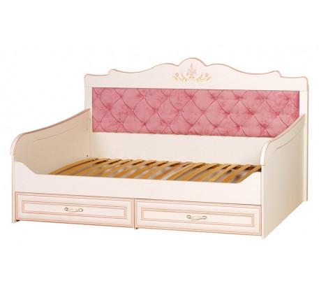 Детская кровать-диван Алиса №550 с ящиками, спальное место 200х90 см