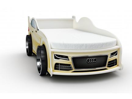 Кровать-машина Ауди, Мерседес, БМВ (детские кровати фабрики «Vivera»)