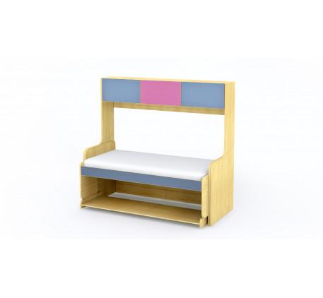 Кровать-трансформер со столом