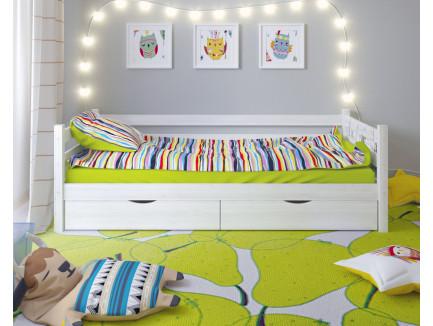 Кровать Сонечка из массива сосны