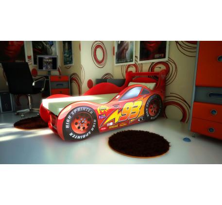 Кровать-машина Молния Маквин Престиж с подъемным основанием, спальное место 170х70 см
