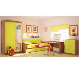 Детская мебель Акварель (каталог фабрики «Ижмебель»)