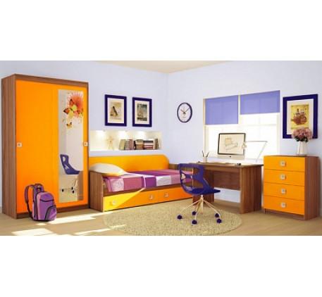 Детская мебель Акварель. Комната №1.