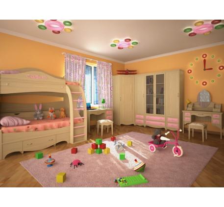 Детская мебель Николь. Комната №6