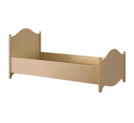 Кровать Николь N 1901, спальное место 190х90 см. Основание под матрас заказывается дополнительно