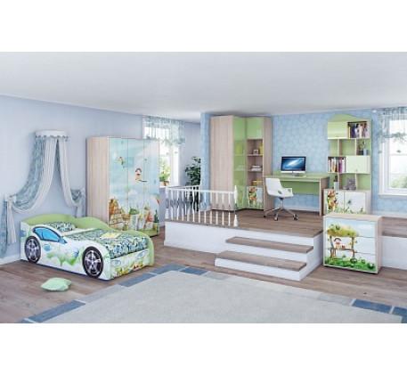Детская мебель Браво. Комната №4