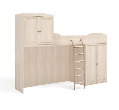 Кроватная система, спальное место 1900*900 мм (лестница и боковая стенка заказываются отдельно)