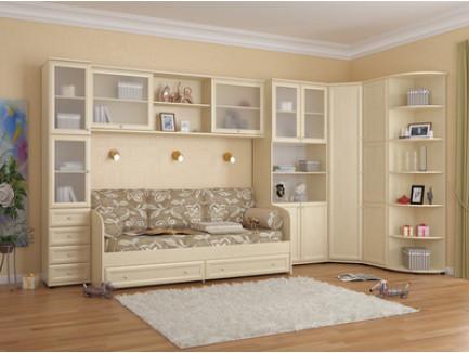 Детская мебель Олимп (фабрика «Сканд-Мебель»)