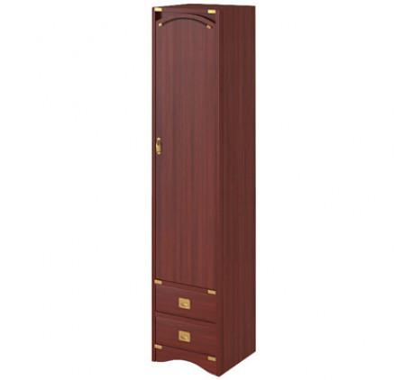 Шкаф 1 дверный с 2 ящиками правый Роджер R 2251 R