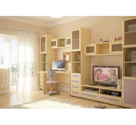 Детская мебель Олимп. Комната №4.