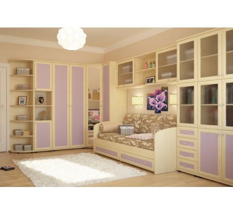 Детская мебель Олимп. Комната №5.