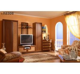 Мебель Марракеш, гостиная стенка Марракеш (официальный каталог фабрики «Глазов-Мебель»)