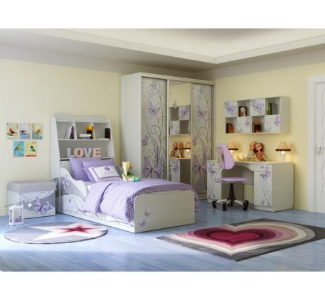 Детская мебель Леди. Комната №2