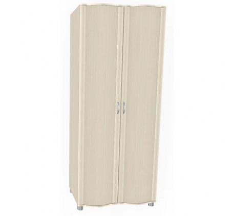 Шкаф 2 дверный ШК-905. Наполнение: штанга, полка.