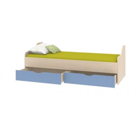 Кровать нижняя Дельта 18.01, спальное место 190х80 см