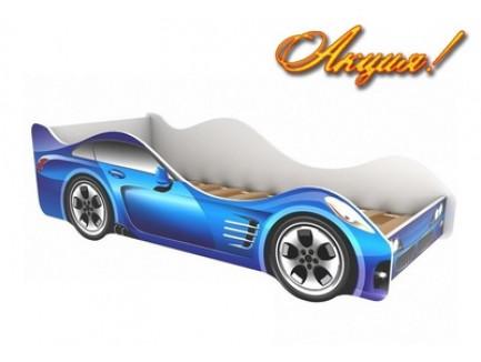 Кровать-машина Феррари (детская кровать Ferrari)