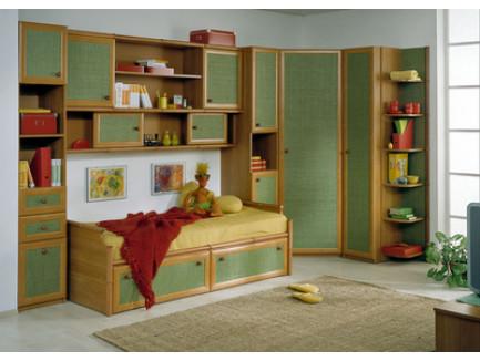 Детская мебель Маугли (фабрика Дива-Мебель)