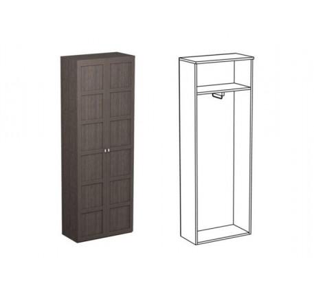 Шкаф двойной НД5 + фасад НФ13д