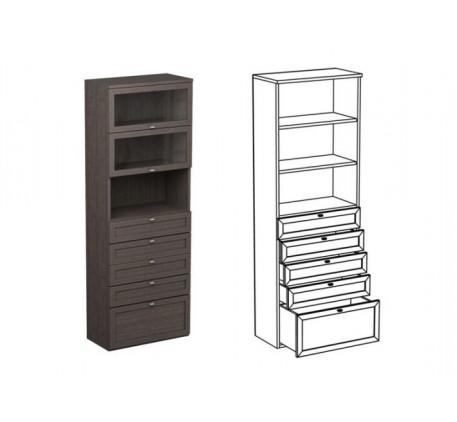 Шкаф двойной НД6 + фасад НФ14п