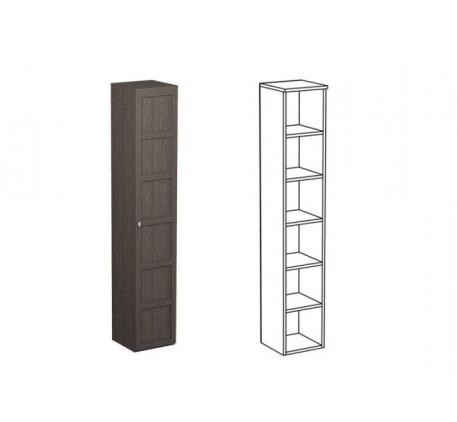 Шкаф одинарный НО1 + фасад НФ16Д