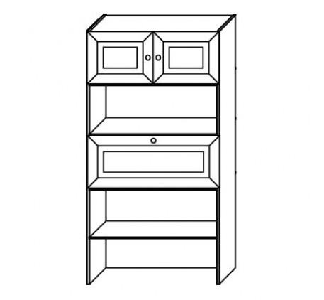 Шкаф 2956 (верхний)