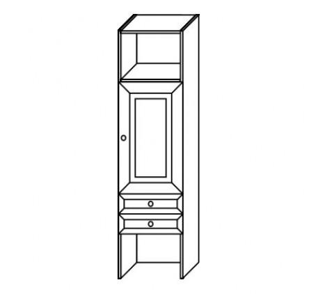 Шкаф 2943 (верхний)