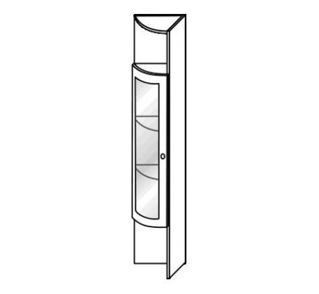 Шкаф 2915 левый (верхний)
