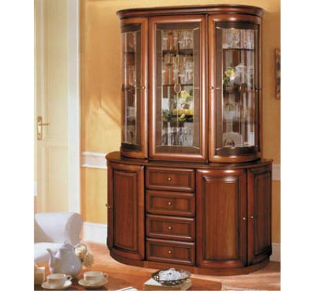 Шкаф 2970 для посуды 3 дверный
