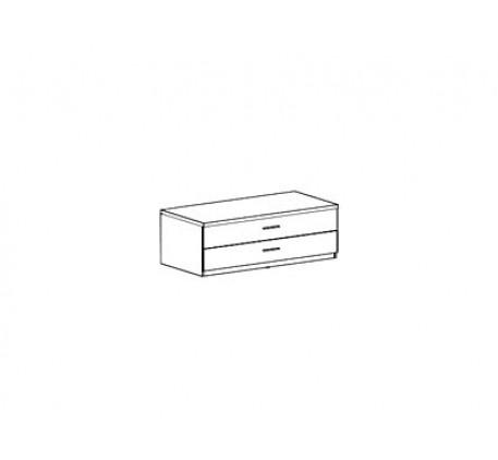 Тумба с ящиками