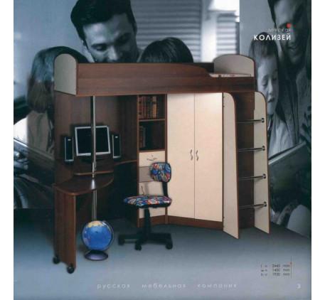 Детская мебель Колизей