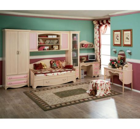 Детская мебель Николь. Комната №1