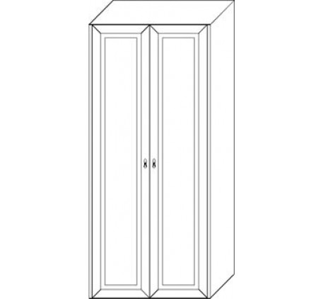 Шкаф 2 дверный 2859