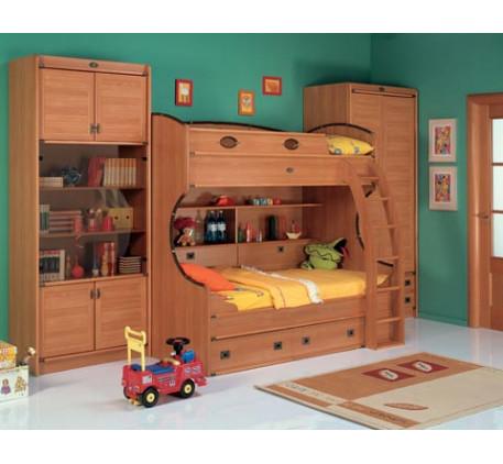 Детская мебель Флинт. Комната №3