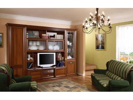Стенки для гостиной Изотта, Изотта-Мини, спальня Изотта (фабрика Ангстрем мебель)