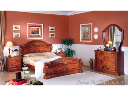 Спальня №3 Raiz и Decape (фабрика Дана/Dana мебель)