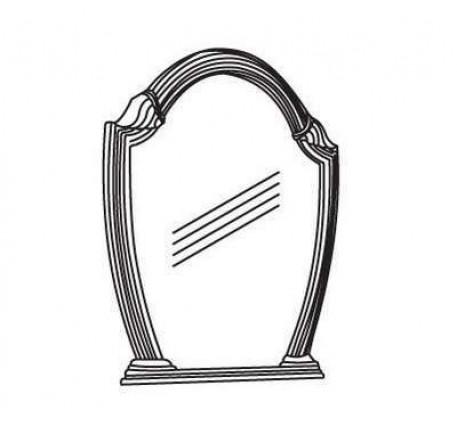 Зеркало №5/0 арт.3-ЗЕ-4/0