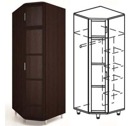 Шкаф для одежды угловой Фристайл (ФР-32М)