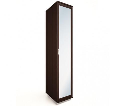 Шкаф для одежды 1 дверный с зеркалом Фристайл (ФР-9/1)