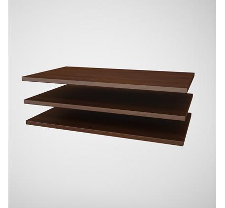 Полки для шкафа-пенала ИТ-9 (ИТ-60), 3 шт.