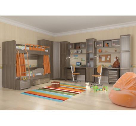 Детская мебель Олимп. Комната №11.