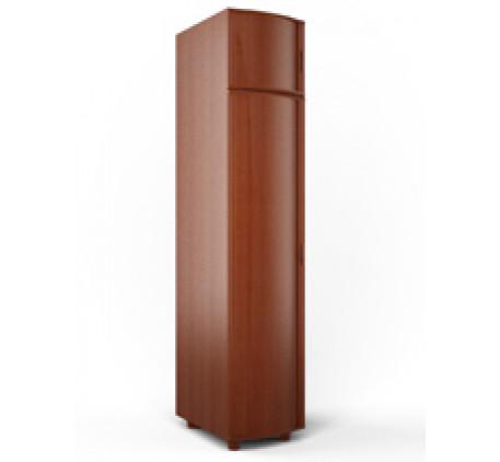 Шкаф 1 дверный с полками (модуль D)