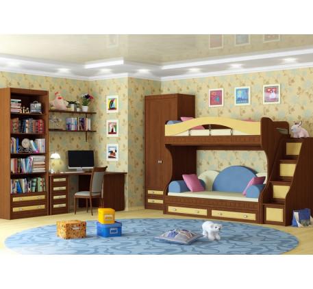 Детская мебель Итальянский мотив. Комната №6
