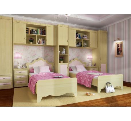 Детская мебель Итальянский мотив. Комната №8