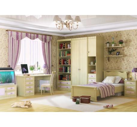 Детская мебель Итальянский мотив. Комната №11