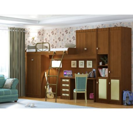 Детская мебель Итальянский мотив. Комната №13