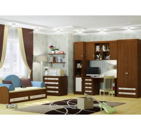 Детская мебель Итальянский мотив. Комната №15
