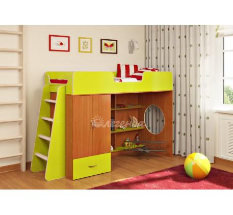 Кровать-чердак Легенда-3.1, спальное место 180х80 см